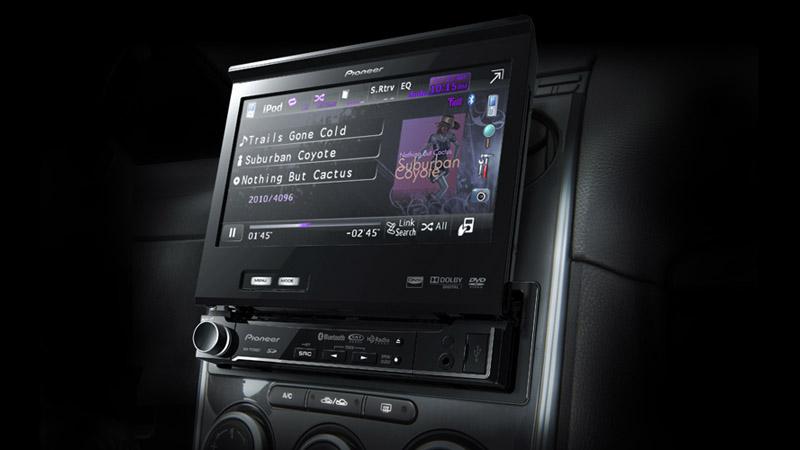 Autoradio Pioneer AVH-P5200BT