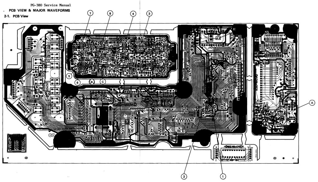 PG380 PCBs