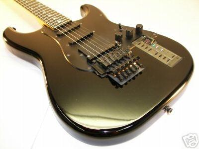 Casio PG-380 Guitare Synthétiseur MIDI